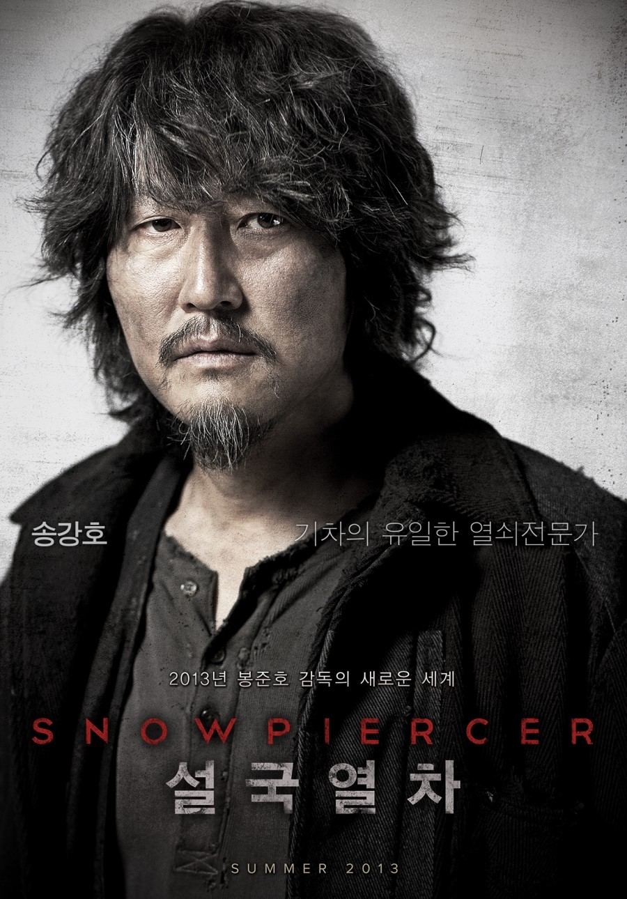 First Gripping Trailer for Bong Joon-ho's 'Snowpiercer'