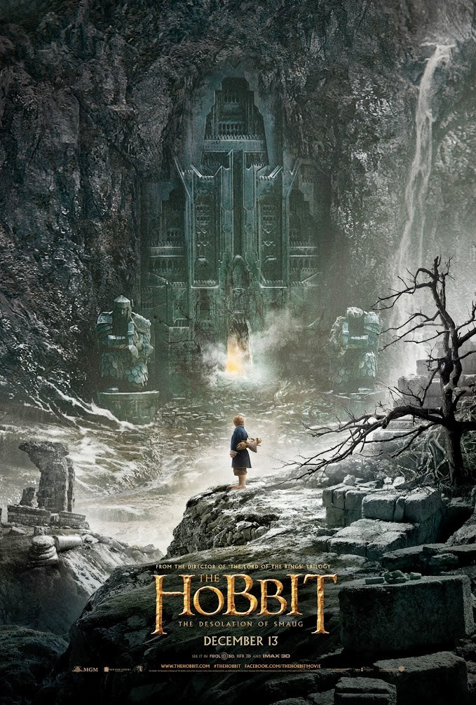 Movie Review: 'The Hobbit: The Desolation of Smaug'