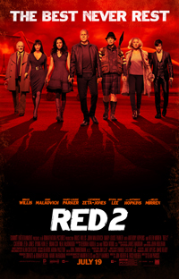 Movie Review: 'RED 2′ – Action and Comedy in Perfect Harmony