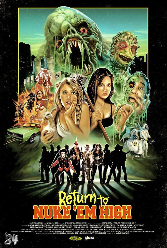 Fantasia 2013: 'Return to Nuke 'Em High Volume 1′ Movie Review