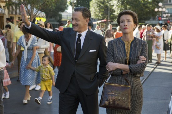 First Look and Trailer for 'Saving Mr. Banks' Starring Tom Hanks and Emma Thompson