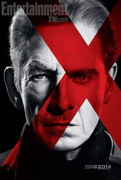 First 'X-Men: Days of Future Past' Posters Unite the Young and the Old