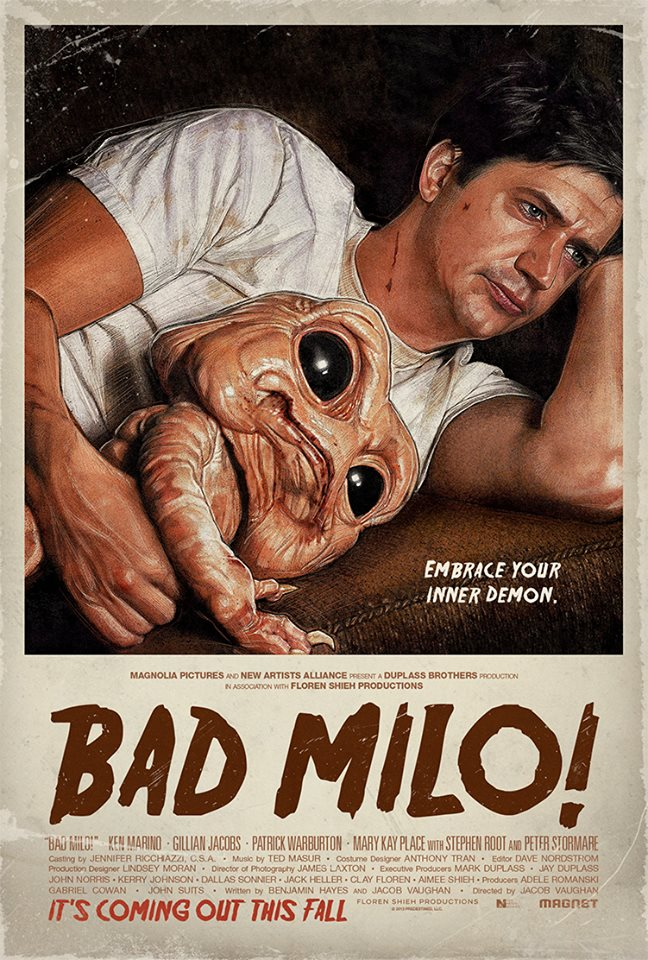 Red Band Trailer for Horror Comedy 'Bad Milo' Unleashes an Anal Dwelling Demon from Hell