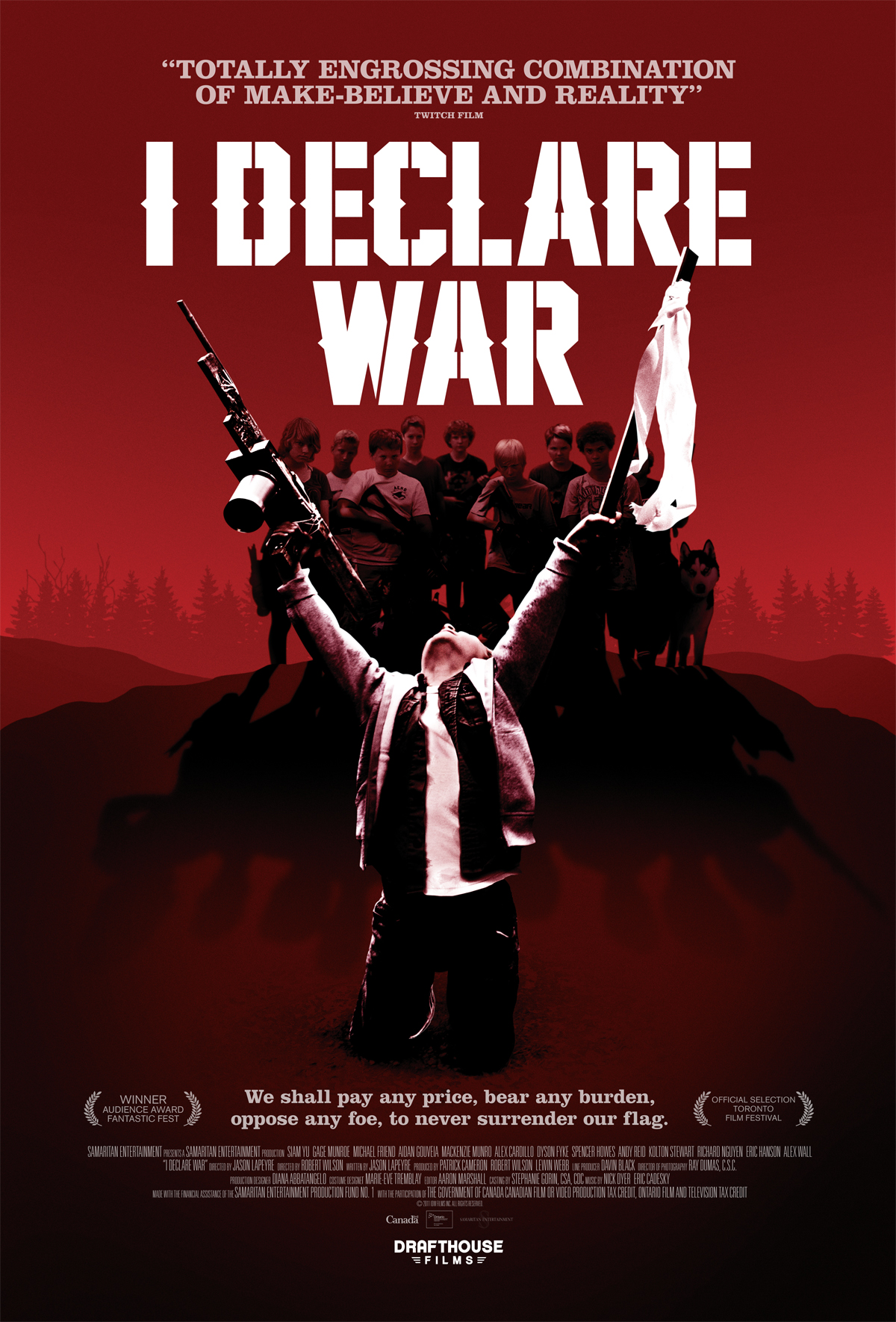 Movie Review: 'I Declare War' Takes Me Back to My Childhood War Games
