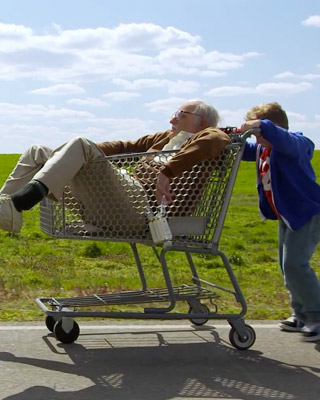 "Trailer: 'Jackass Presents: Bad Grandpa' Looks Like ""Old Time"" Fun"