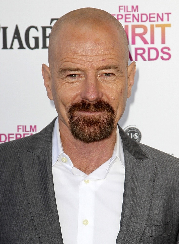 Bryan Cranston Open to Playing Lex Luthor