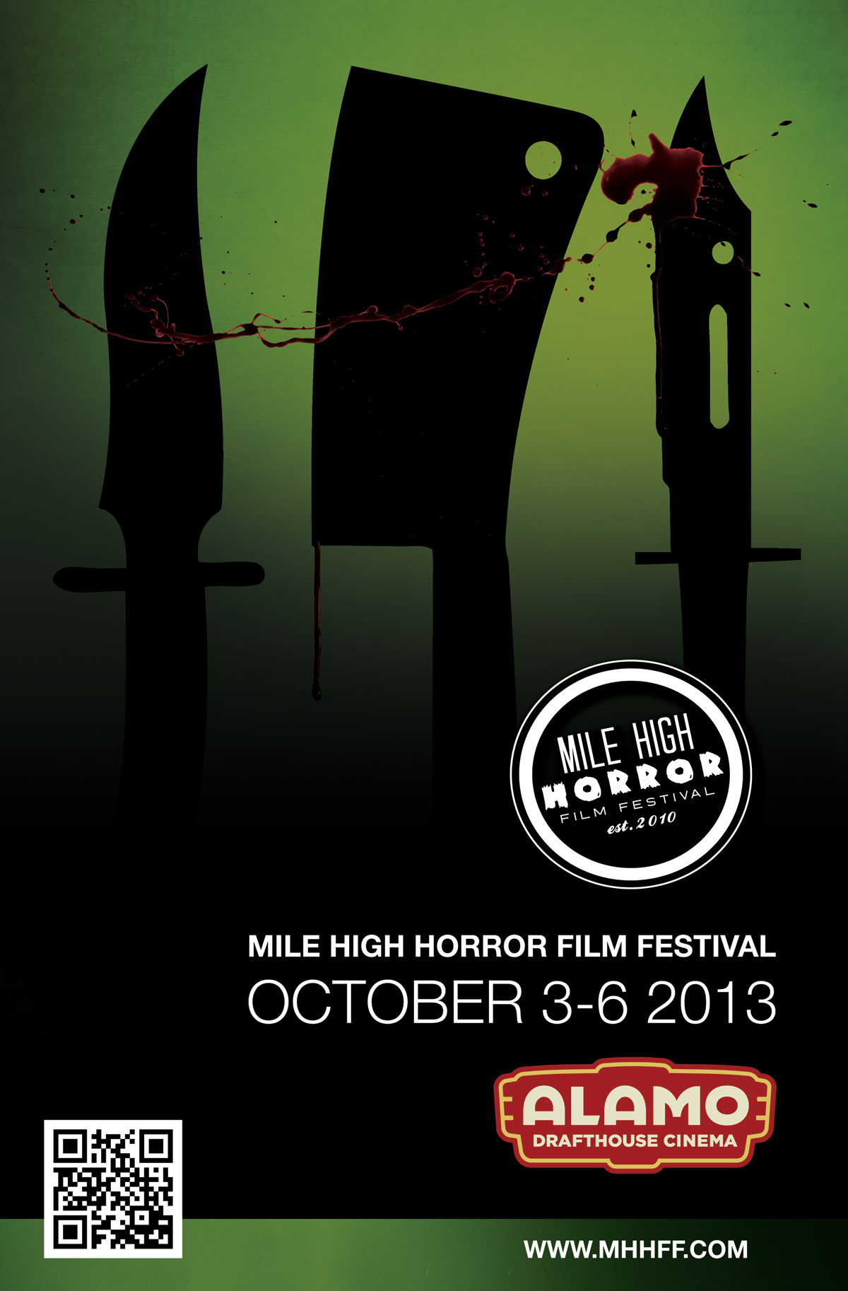 Denver's 4th Annual MHHF Guest Announcements: Horror at High Altitude!