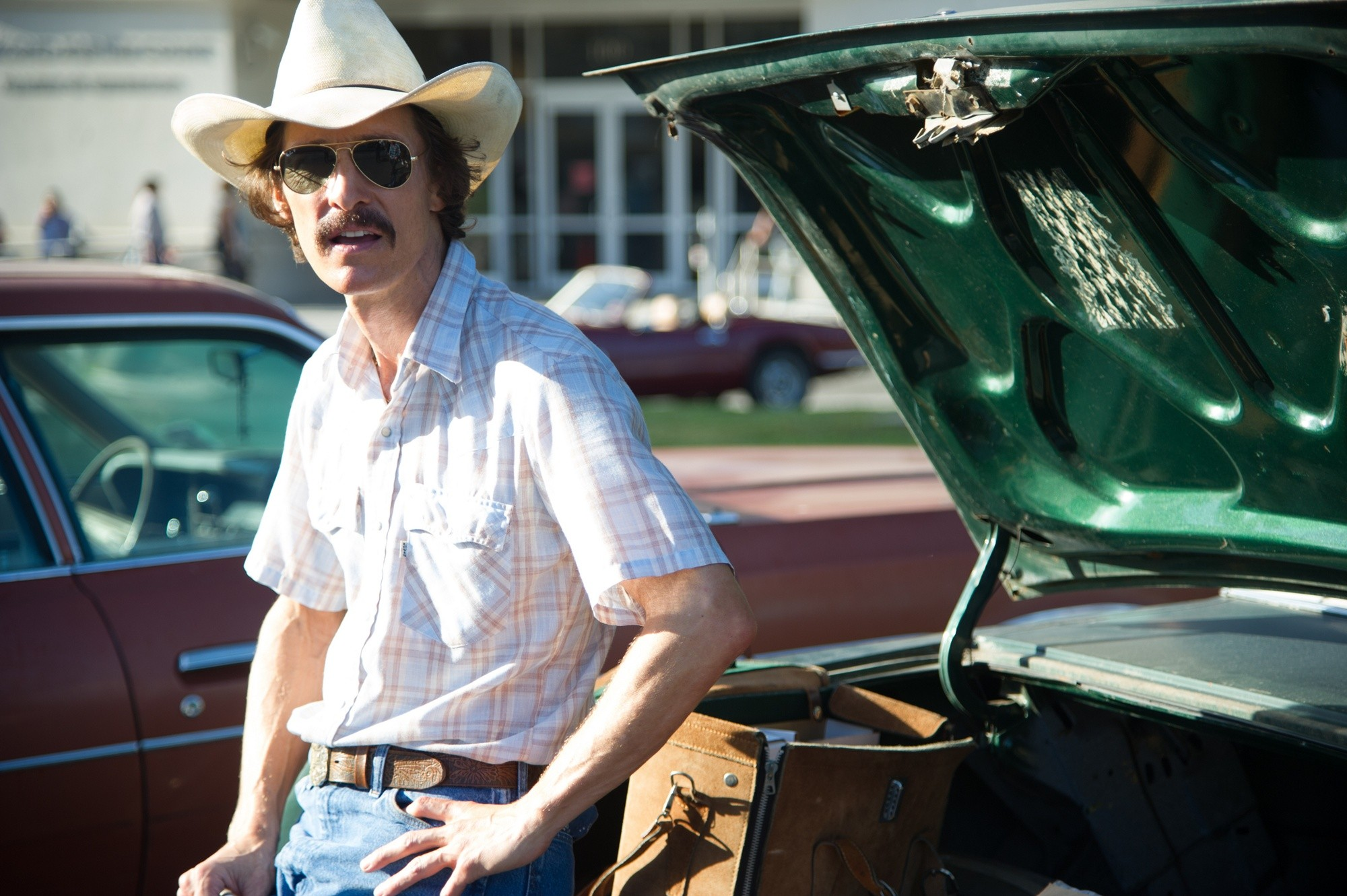 "Trailer for ""Dallas Buyers Club' Screams Oscar Potential for McConaughey"