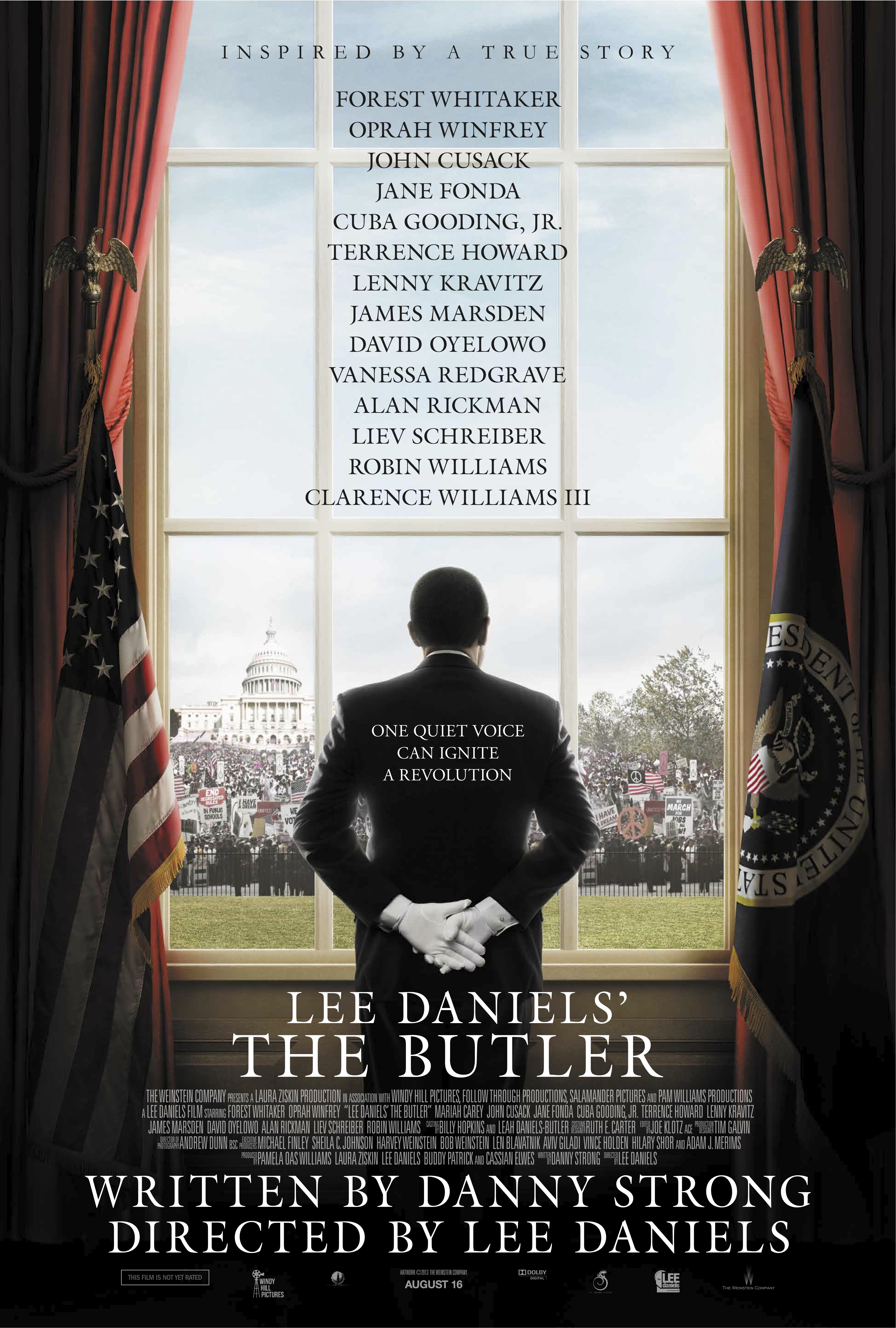 Movie Review: 'Lee Daniels' The Butler'