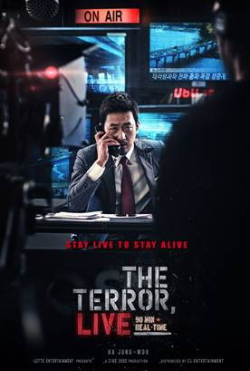 Movie Review: 'The Terror, Live' is a Solid and Fast Paced Isolated thriller