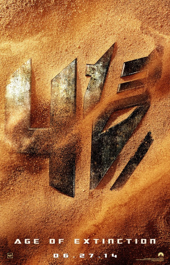 Transformers 4 Titled 'Transformers: Age of Extinction'; Gets a Teaser Poster Too