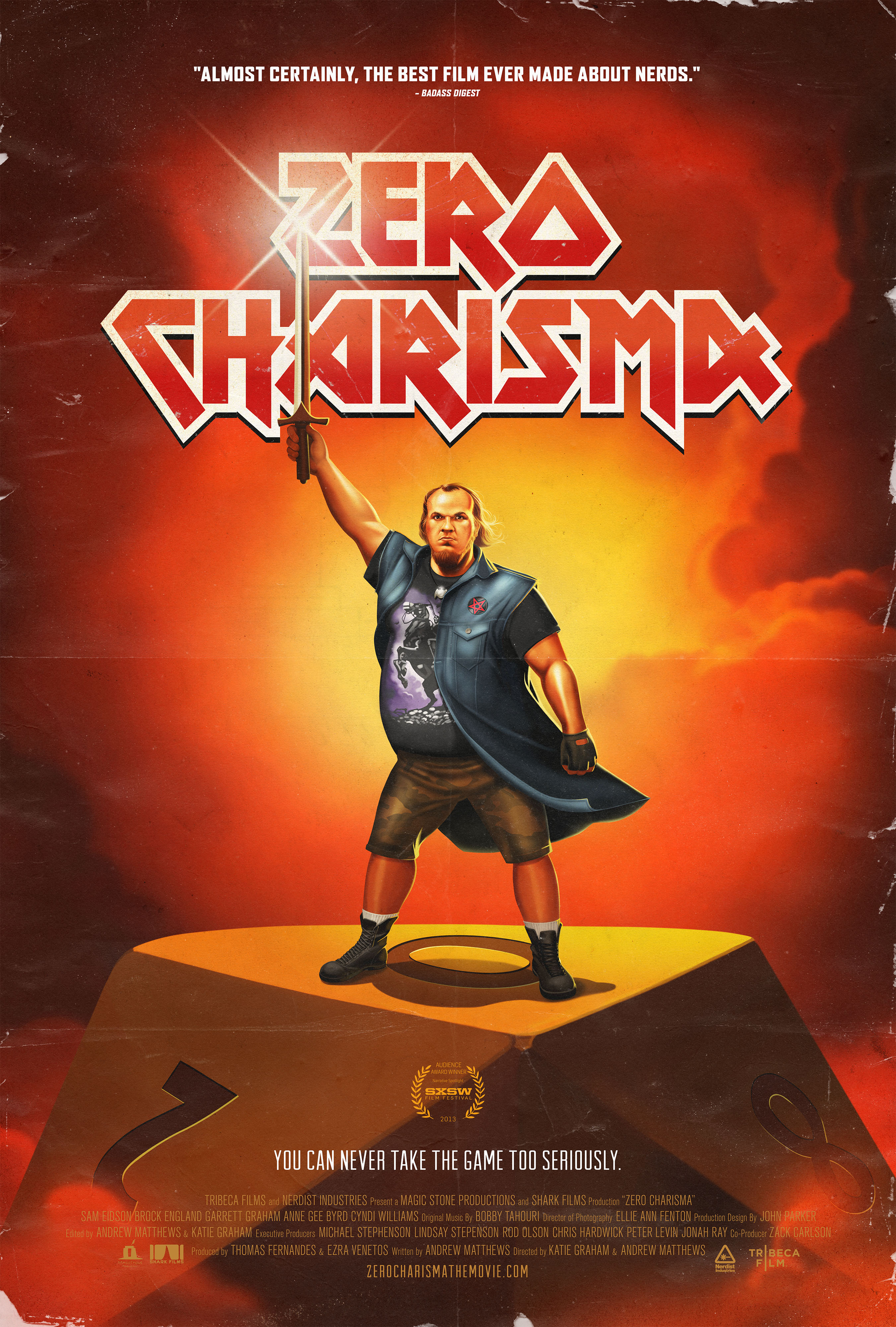 Movie Review: 'Zero Charisma' Pits an RPG Gamemaster Against a Hipster