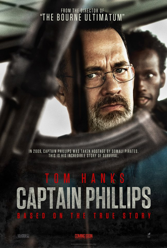 Movie Review: 'Captain Phillips' Will do More than Just Thrill You