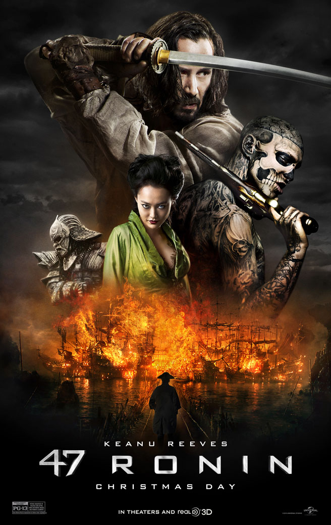 New '47 Ronin' Trailer Looks Promising, But Can it Find an Audience in a Crowded December?