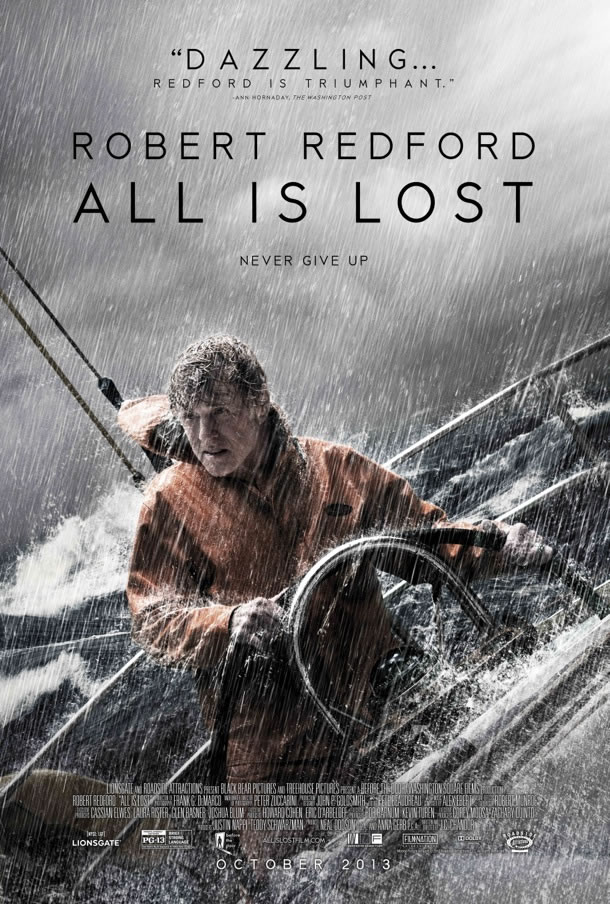 NYFF 2013: 'All is Lost' Review