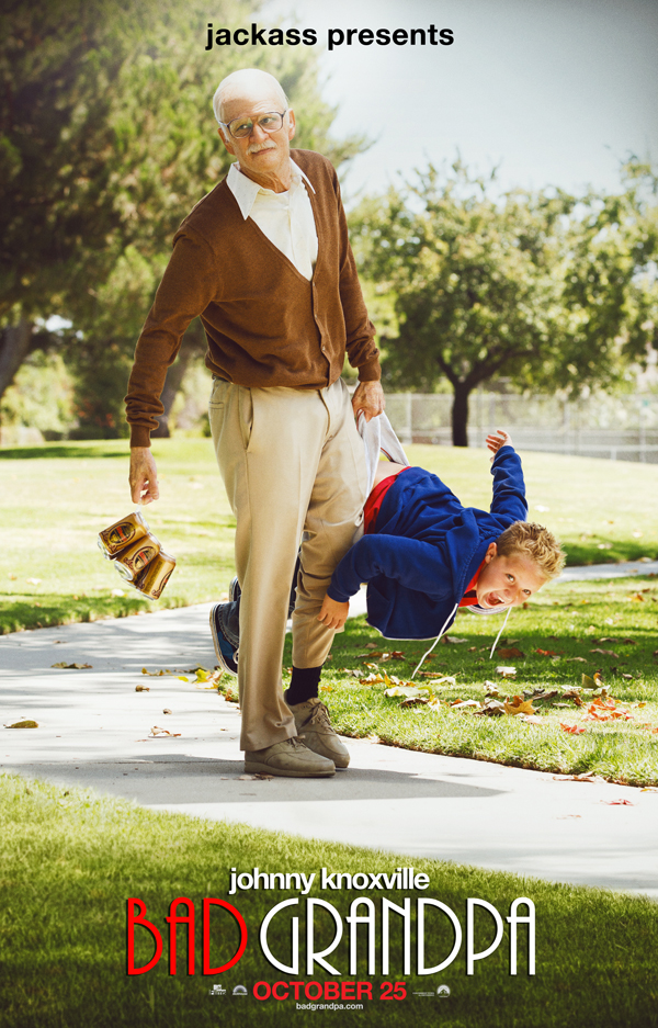 Movie Review: 'Bad Grandpa' Will Definitely Make You Laugh
