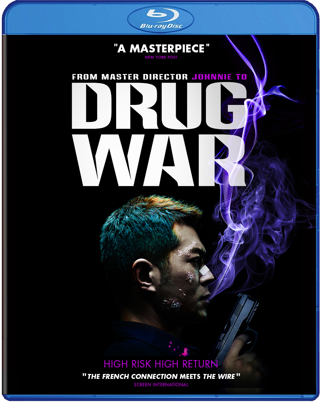 Blu-ray Review: 'Drug War'