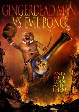 Check Out This WTF? Trailer for 'Gingerdead Man Vs. Evil Bong'