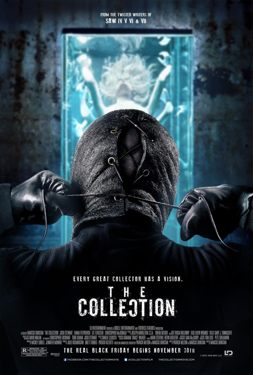 31 Days of Horror: 'The Collection' Movie Review