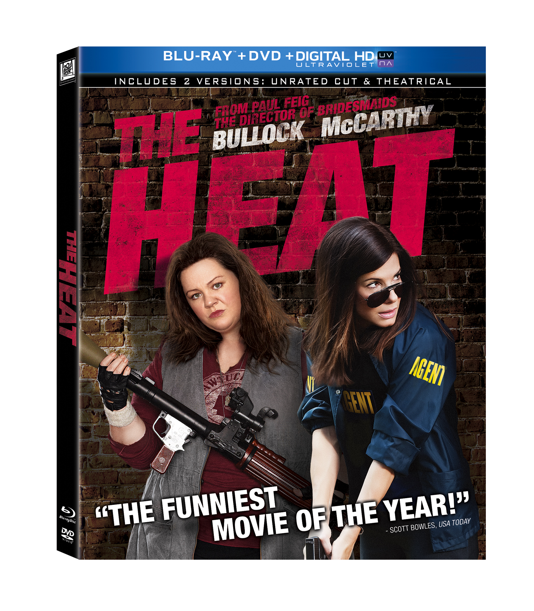 Blu-ray Review: The Heat