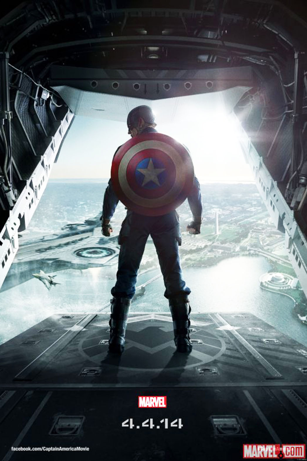 'Captain America: The Winter Soldier' Trailer: Wow