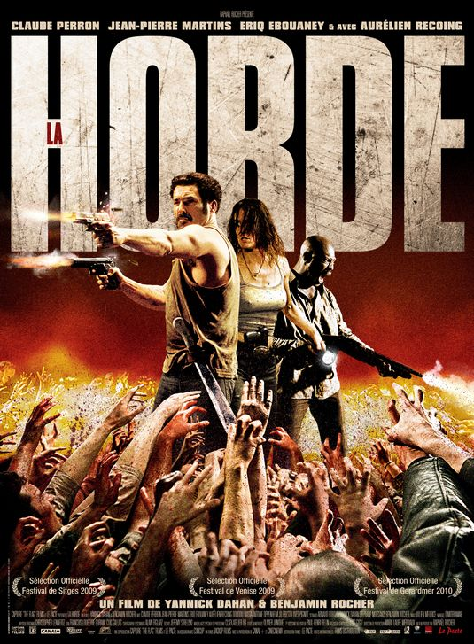 31 Days of Horror: 'The Horde' Movie Review