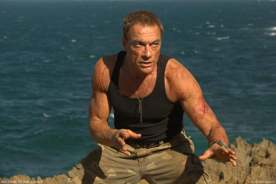 Hard Man JCVD Turning To Comedy with 'Welcome To The Jungle'