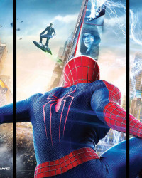 The First Full Trailer for 'The Amazing Spider-Man 2′ Has Arrived and it Kind of Looks Like a Video Game