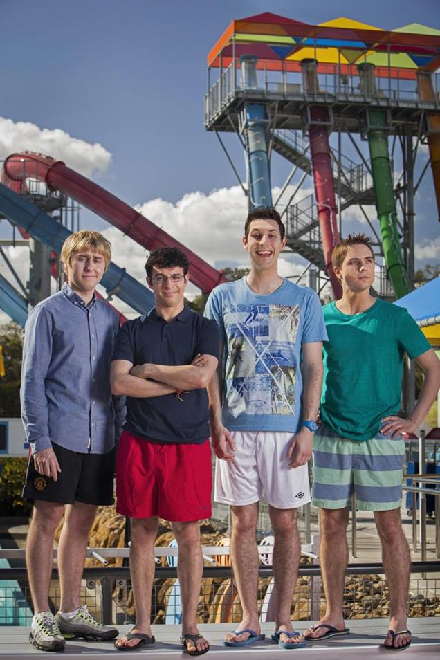 "'The Inbetweeners 2′ Trailer is Here and Comes Equipped with a ""Mobile Virgin Conversion Unit!"""