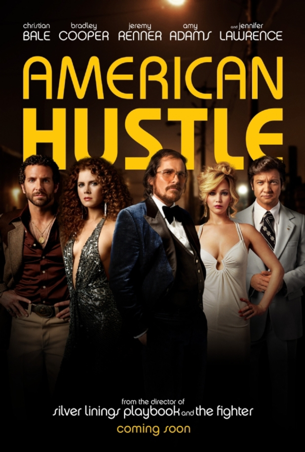 Movie Review: 'American Hustle'