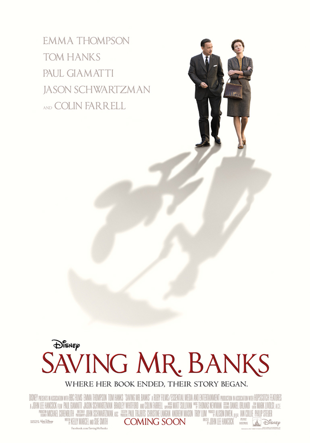 Movie Review: 'Saving Mr. Banks'