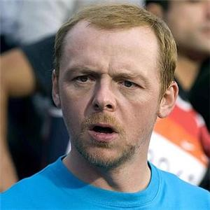 Simon Pegg To Join Comedy Heroes In New Film, 'Absolutely Anything'