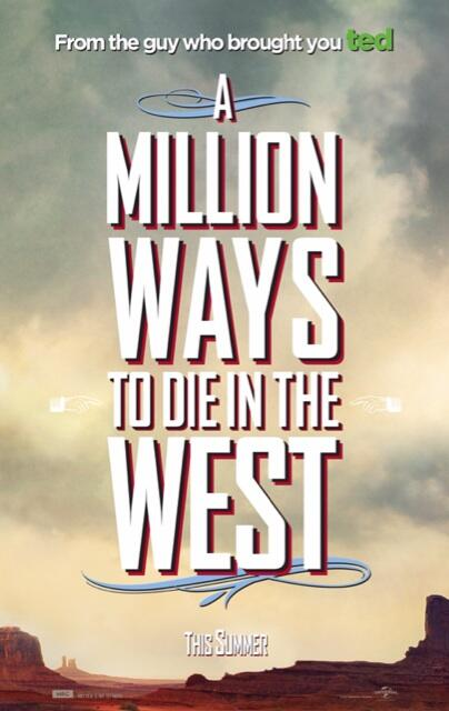 Movie Review: 'A Million Ways to Die in the West'
