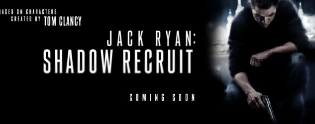 Movie Review: Jack Ryan: Shadow Recruit