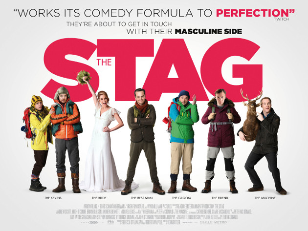 Trailer for Irish Comedy 'The Stag' Has Arrived to Toughen Up the Husband-to-Be