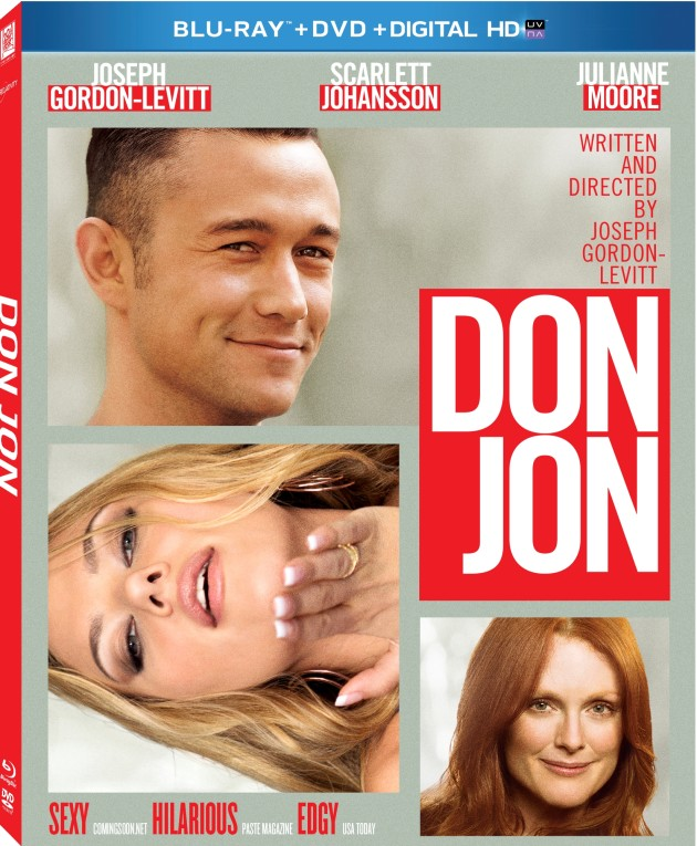 Blu-ray Review: Joseph Gordon-Levitt's 'Don Jon'