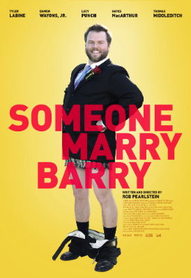 Trailer and Poster for Raunchy Comedy 'Someone Marry Barry' Lets it All Hang Loose
