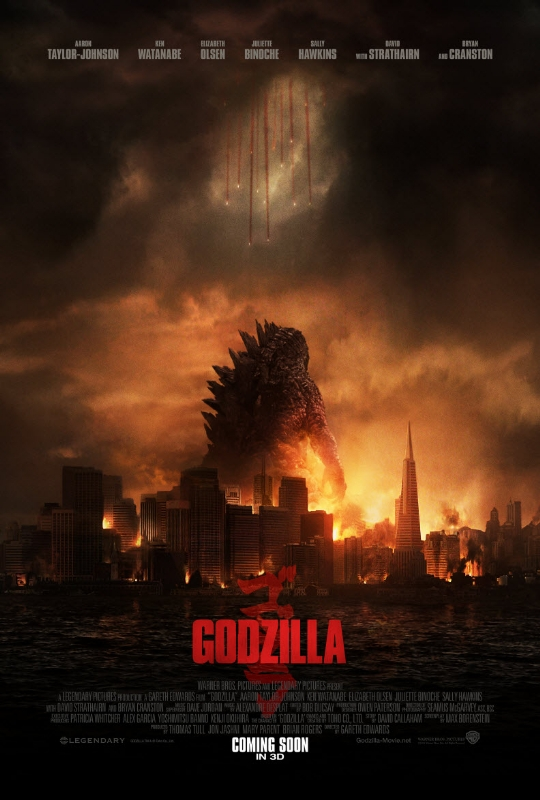 Movie Review: 'Godzilla' – The King is Back!