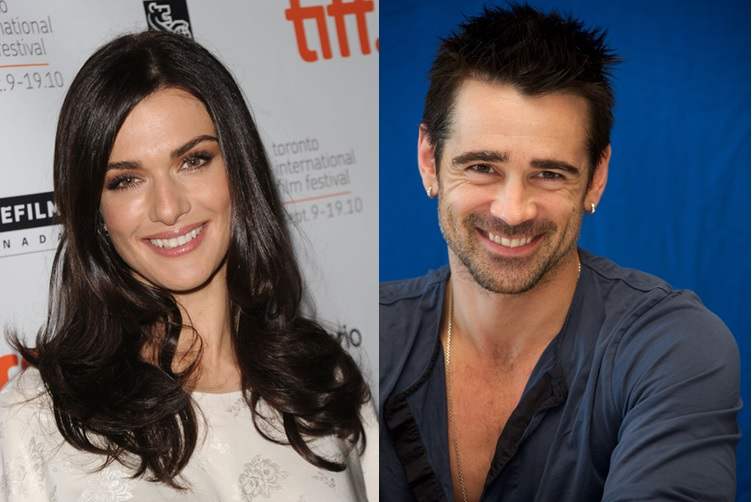 Colin Farrell and Rachel Weisz Join Yorgos Lanthimos 'The Lobster'