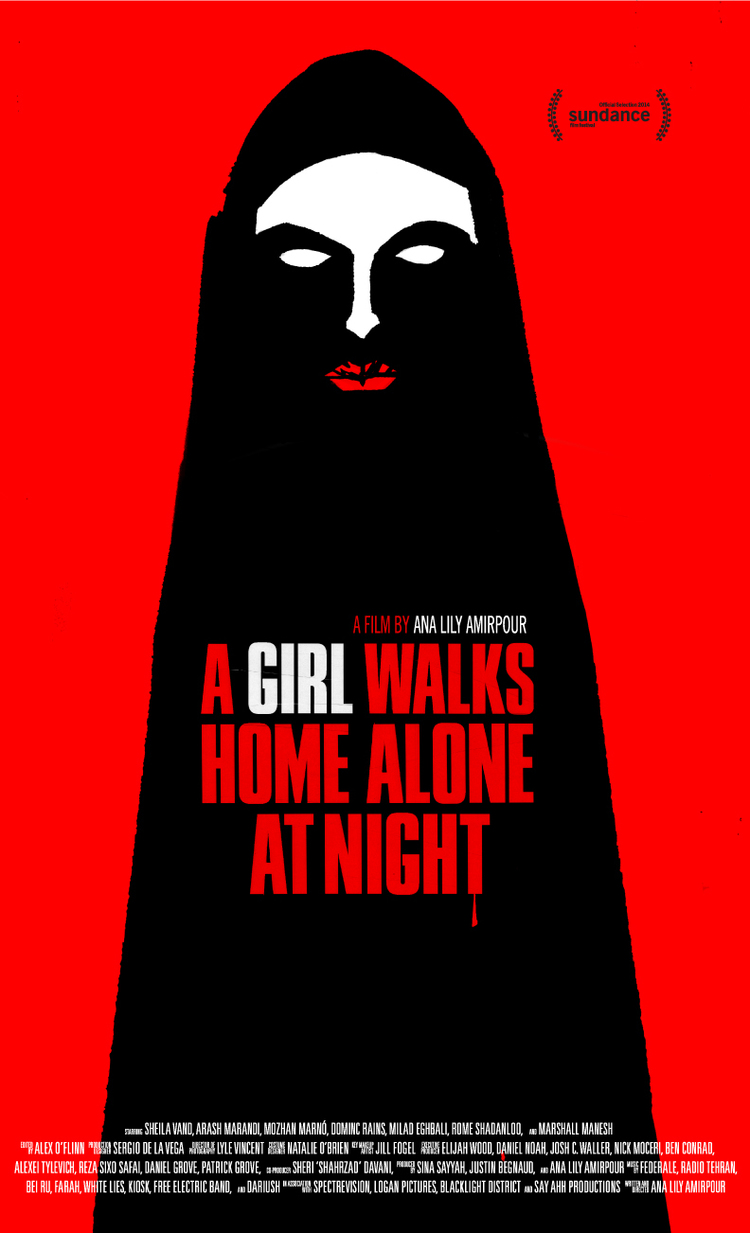 Movie Review: 'A Girl Walks Home Alone at Night' – Emotional Perfection