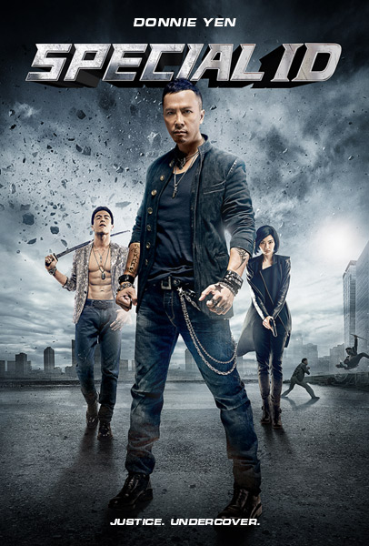 Movie Review: 'Special ID' Gives Donnie Yen a Chance to Have Some Fun