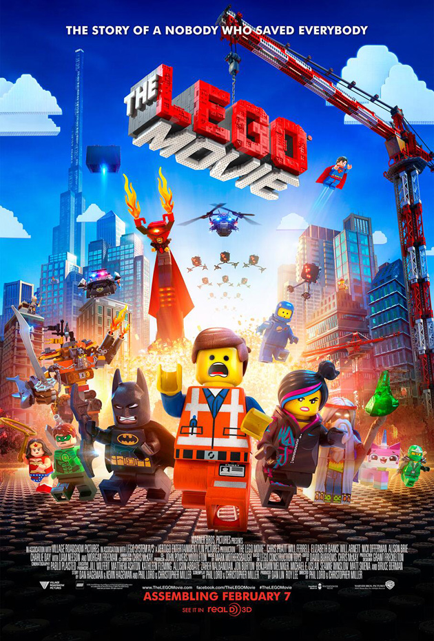 Movie Review: 'The Lego Movie' is Awesome!