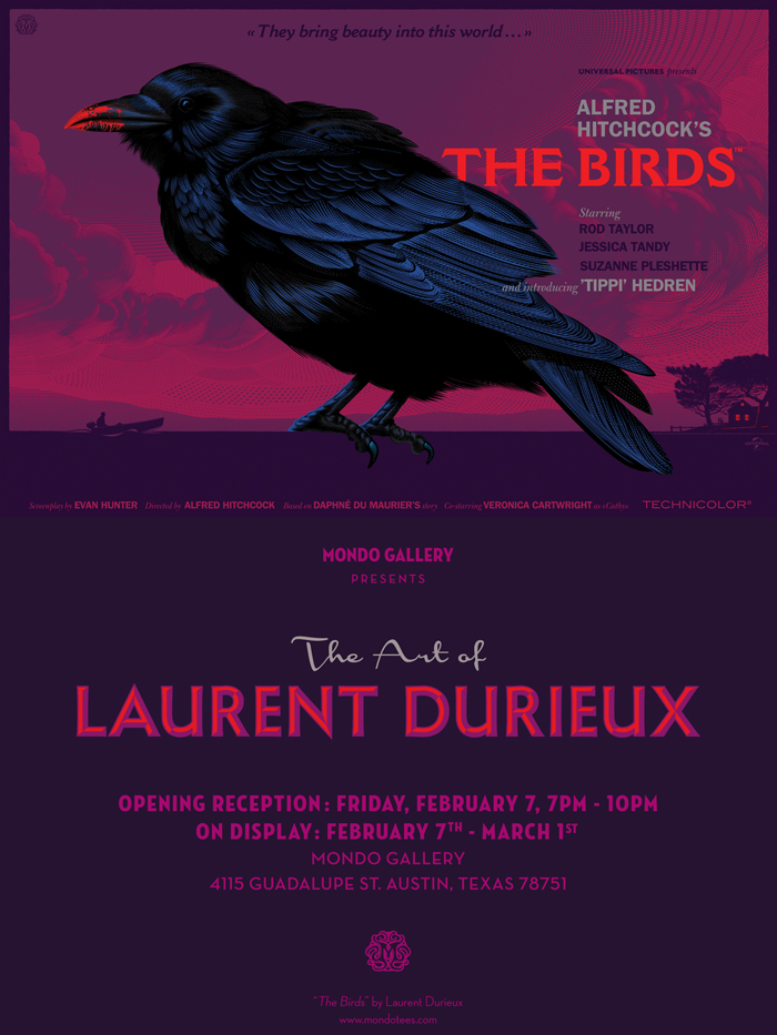 Mondo and Artist Laurent Durieux Team Up for, What Just Might Be, Their Best Gallery Event Yet!