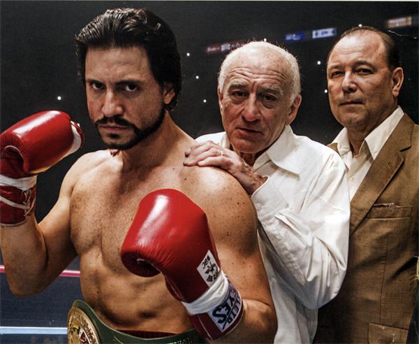 First Look at Boxing Biopic 'Hands of Stone' Starring Edgar Ramirez and Robert De Niro