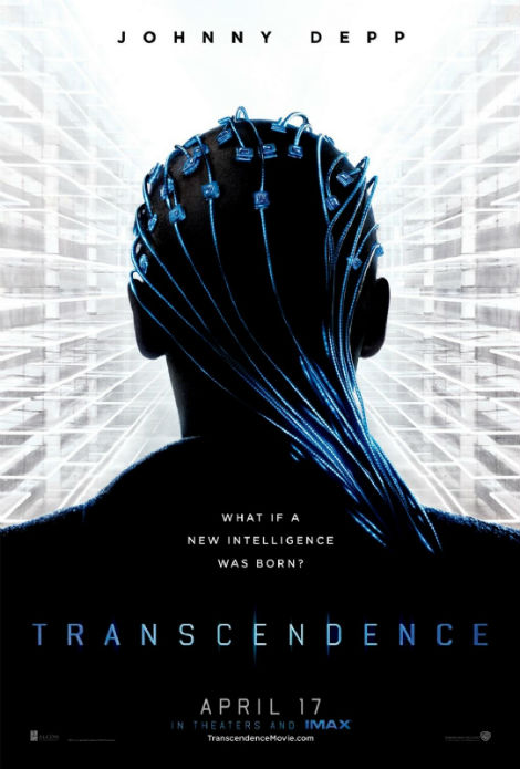 Johnny Deep's 'Transcendence' Gets a Poster and Trailer