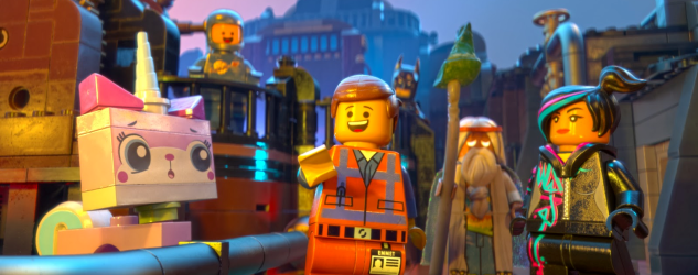 'The Lego Movie' Review