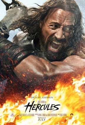 Dwayne Johnson is 'HERCULES' in the First Trailer for the Upcoming Actioner