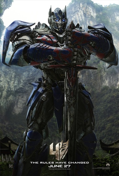 Full Trailer for 'Transformers 4: Age of Extinction' Unveils Some Unexpected Plot Twists