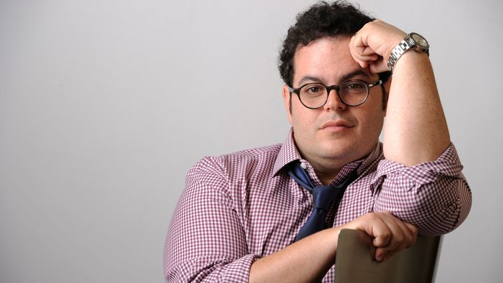 Josh Gad to Co-Write Script About Legendary Pro Wrestler Gorgeous George
