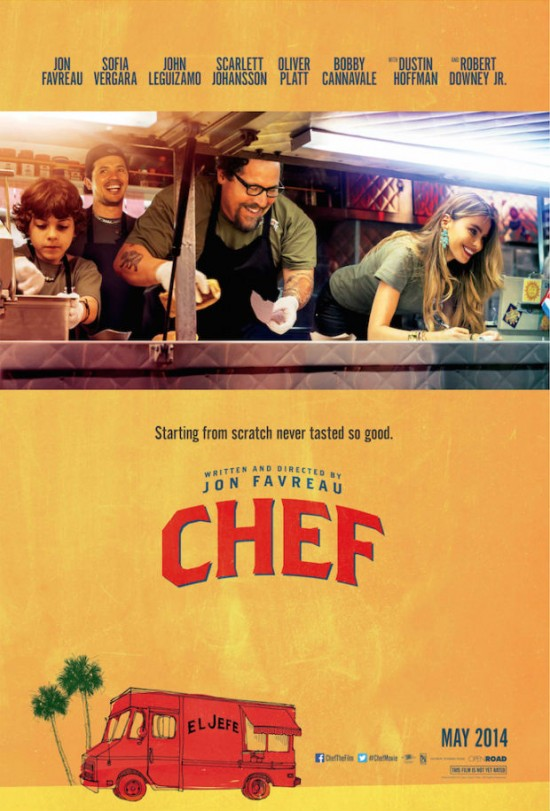 Jon Favreau Returns to His Roots in the Trailer for 'Chef'